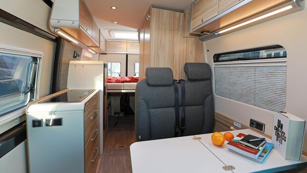 Hymer Car Grand Canyon (2019)