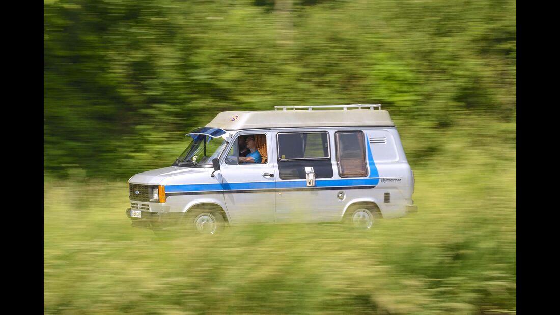 Hymer-Car Oldie