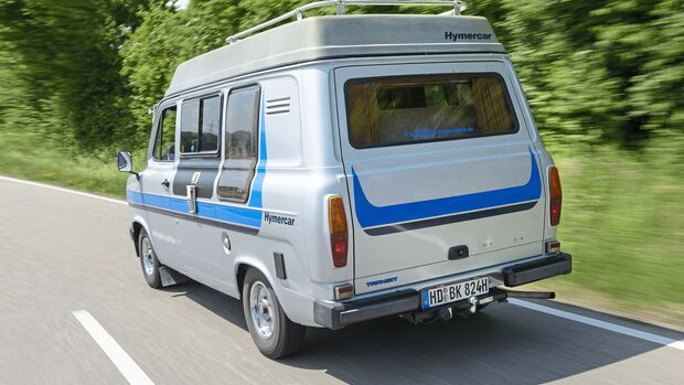 Hymer-Car Oldie