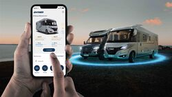 Hymer Connect App