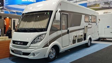 Hymer Duo Mobil