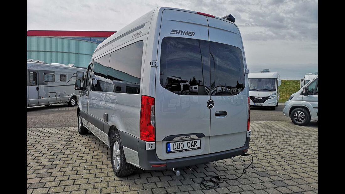 Hymer Duocar (2020)