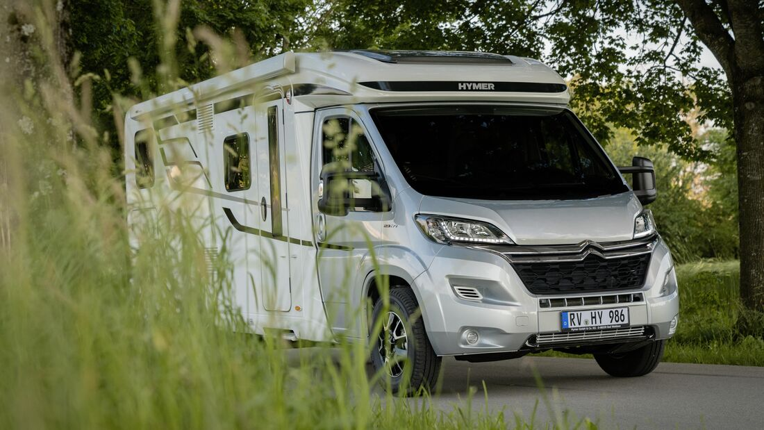 Hymer Exsis 580 Pure (2020)