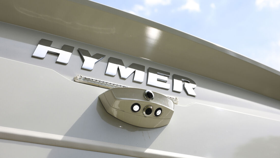 Hymer Exsis i 580 (2021) im Test