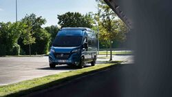 Hymer Free 540 Blue Evolution (2021)