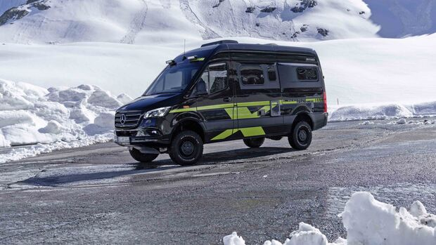 Hymer Grand Canyon Crossover Edition (2021)