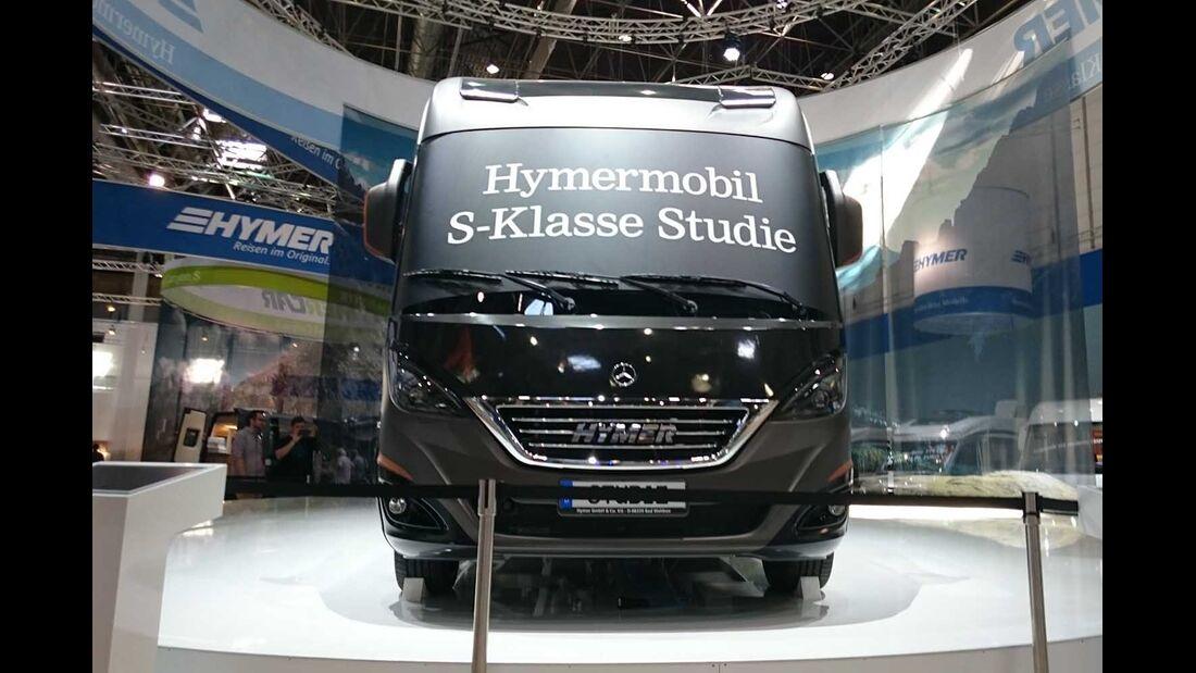 Hymer Studie S-Klasse (2017)