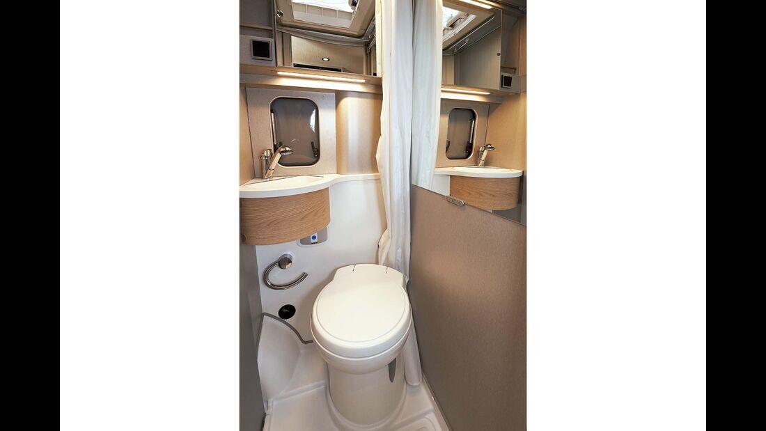 Hymer Toilette