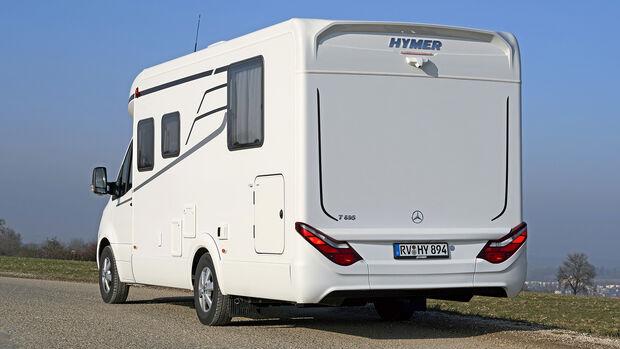 Hymer Tramp S 695 (2020)