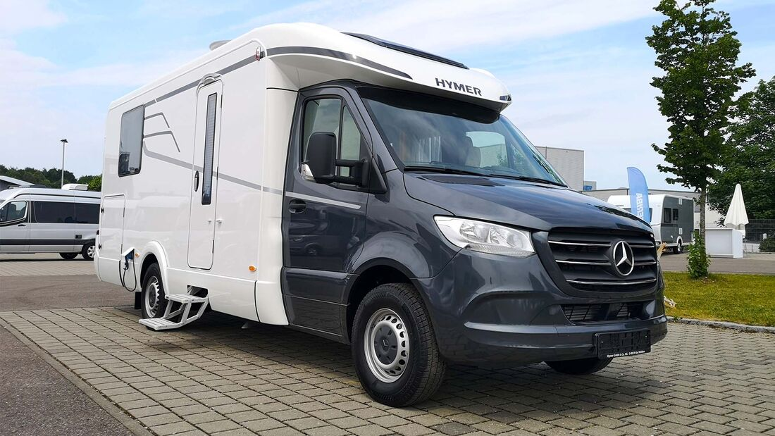 Hymer Tramps Duocar (2020)