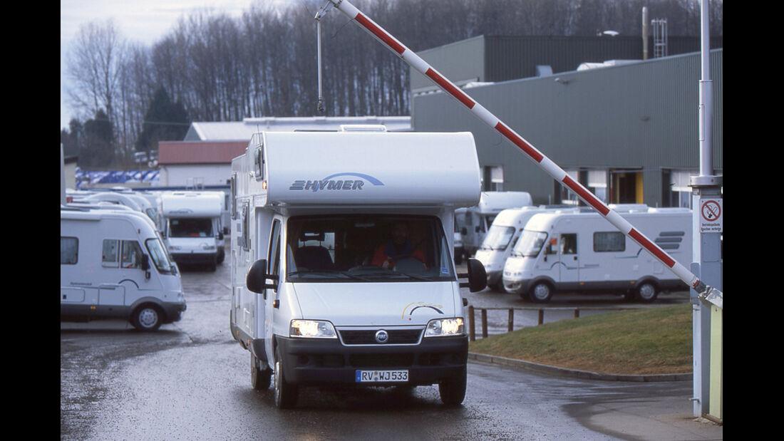 Hymercamp von 2002