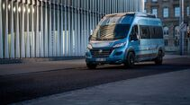 Hymercar Free 600 Blue Evolution (2019)