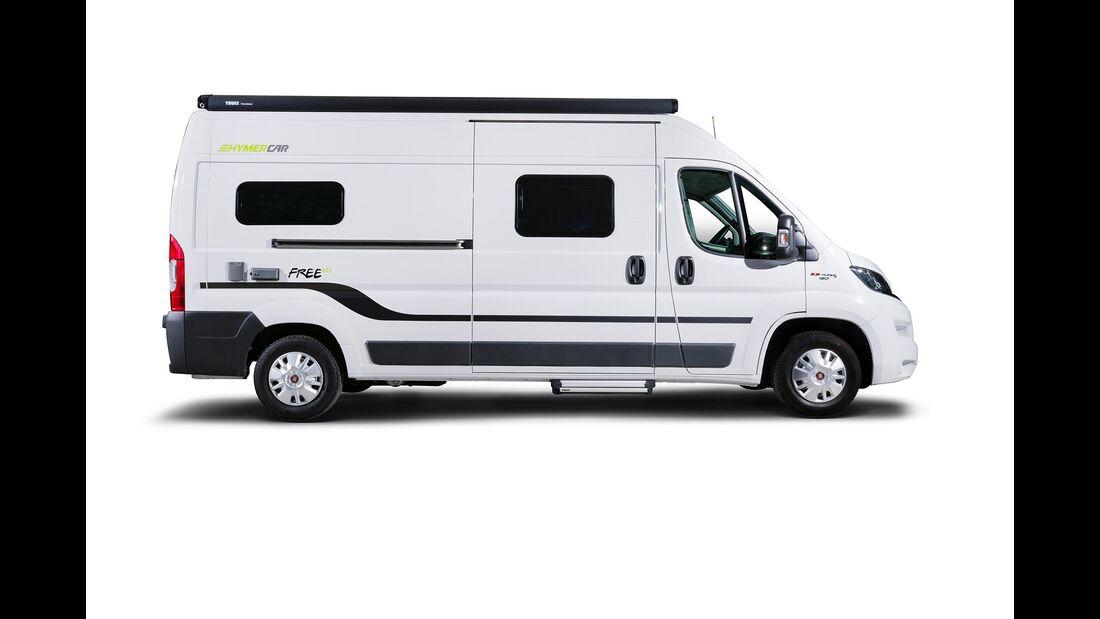 Hymercar Free 602