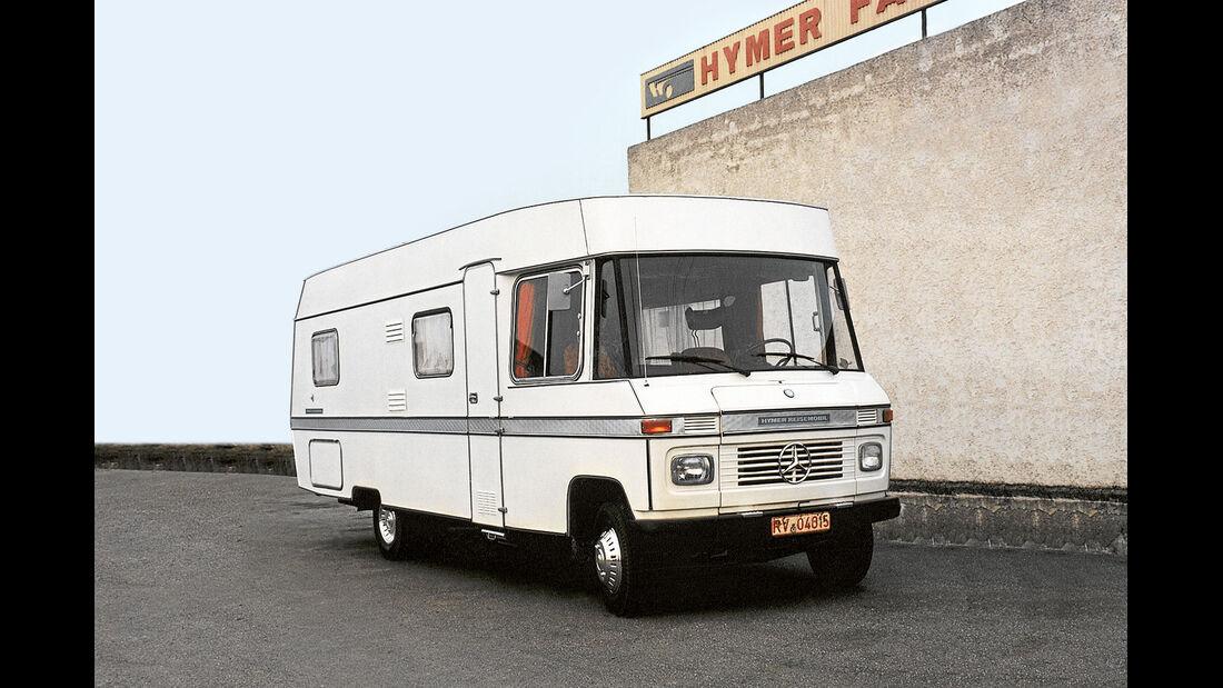 Hymermobil 550