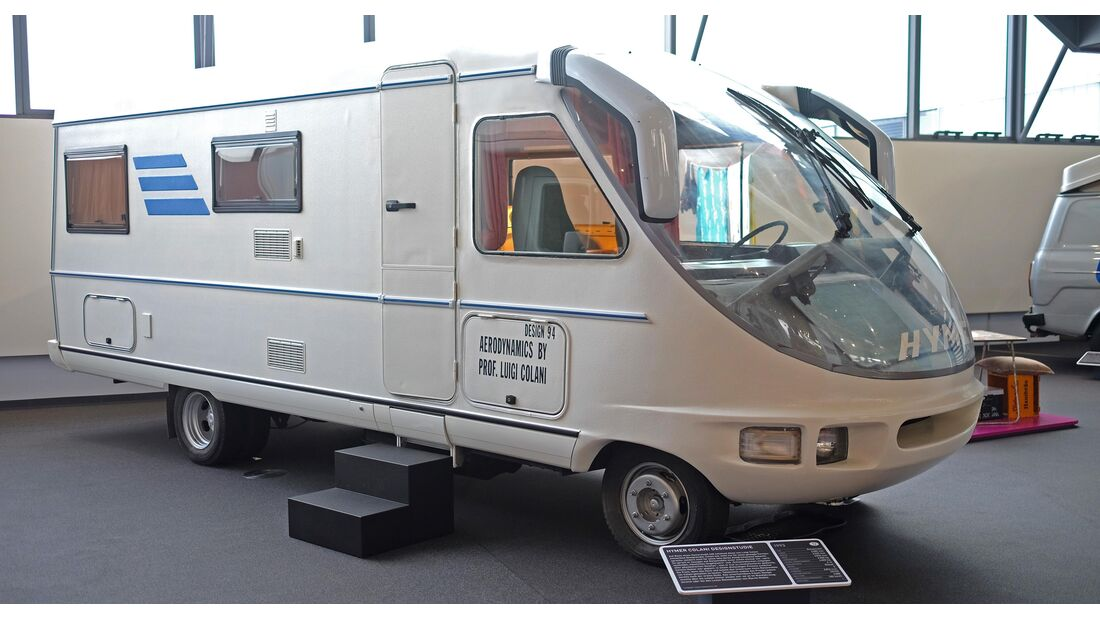 Hymermobil 660 Colani Designstudie (1993)