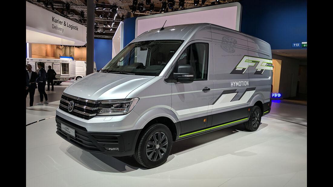 IAA Nutzfahrzeuge 2018 VW Crafter HyMotion