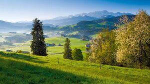 Im Appenzellerland werden uralte Traditionen gepflegt.