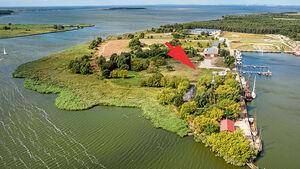 Im Norden der Ostsee-Insel Usedom entstand ein Freizeitzentrum mit Platz für 80 Mobile.