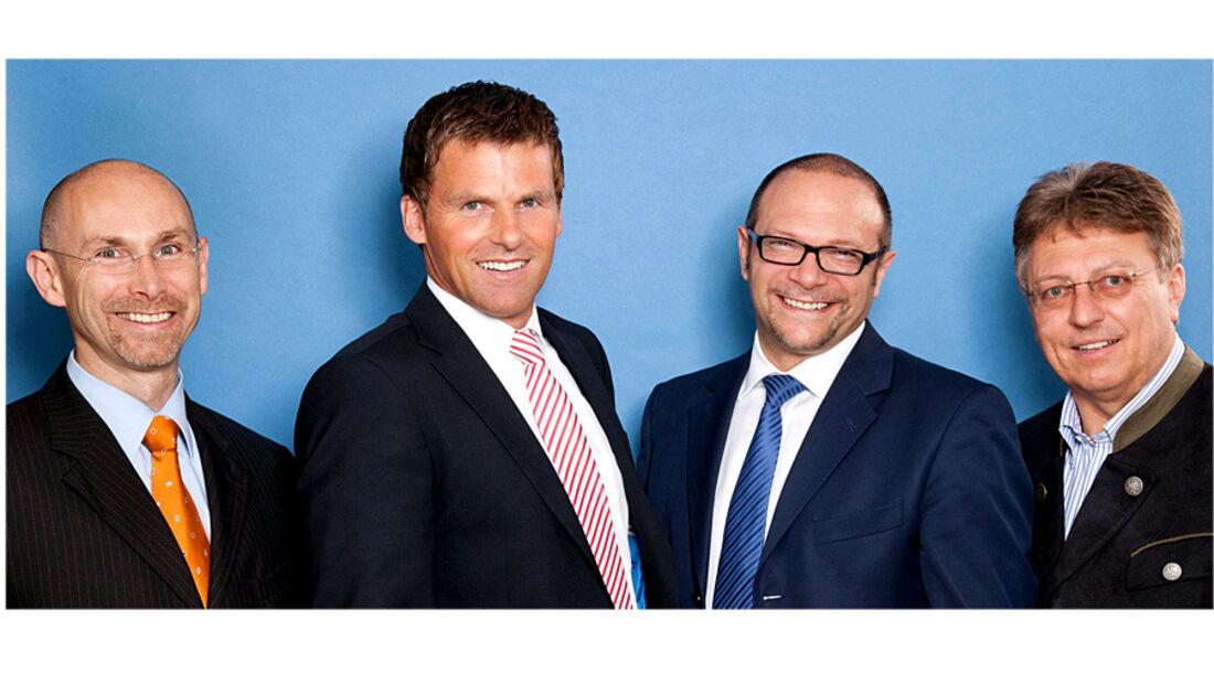 Im Rahmen der Eröffnung des Morelo-Werks wurde Reinhard Löhner als Geschäftsführer der Morelo Reisemobil GmbH vorgestellt