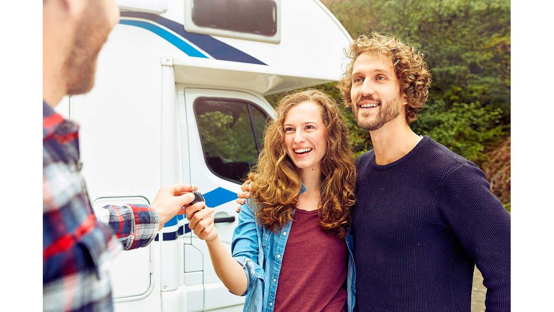 Immer mehr Internet-Portale locken mit privatem Camper-Sharing
