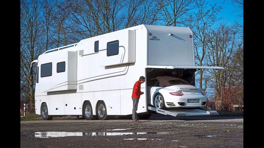 Impression Vario Perfect 1200 mit Porsche