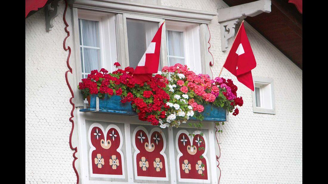 In Appenzells Zentrum trifft Tradition auf Moderne.