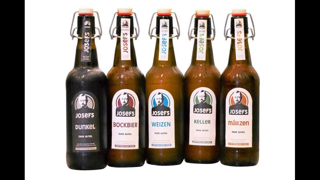 In dieser Brauerei arbeiten acht Menschen mit Behinderung.