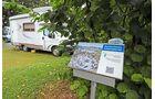 Infomaterial zu Attraktionen des Sauerlandparks