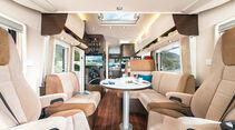 Innenansicht Luxus Liner