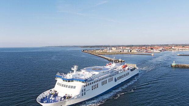 Insel Bornholm Dänemark