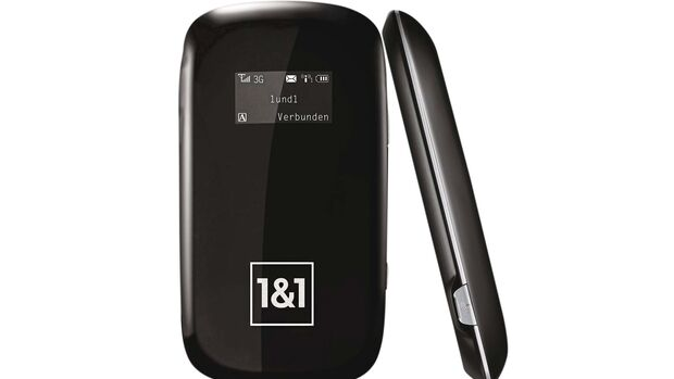 Internet unterwegs LTE-Router