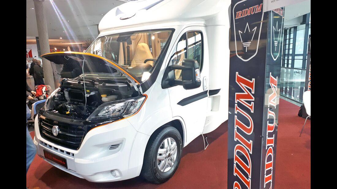 Iridium Elektro-Wohnmobil (2019)