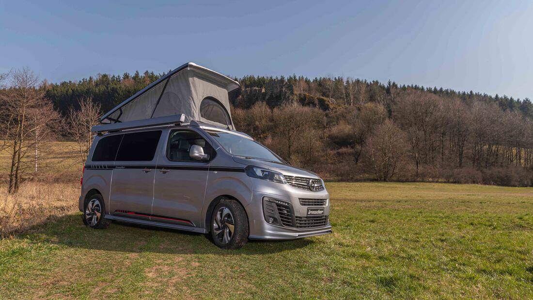 Irmscher Opel Zafira is3 Free (2020)