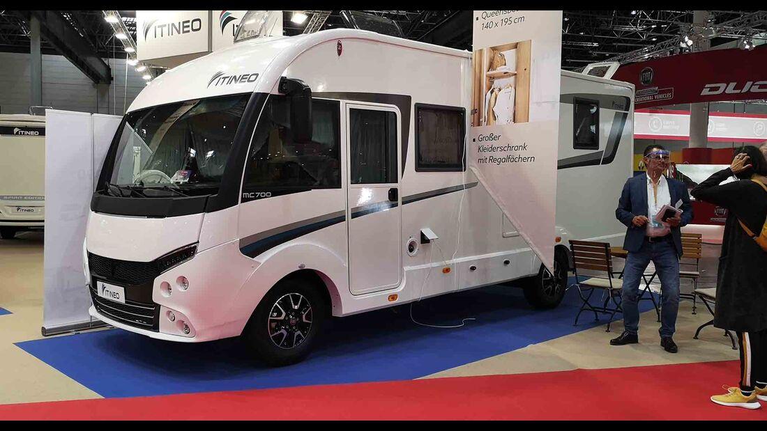 Itineo Cosy SC 700 und Itineo MC 700 (2021 ...