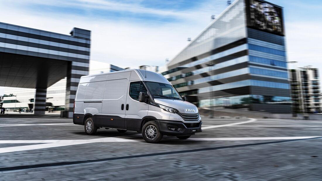 Iveco Daily 2021 Neuvorstellung