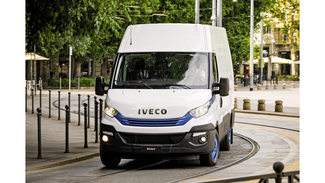 Iveco Daily BluePower