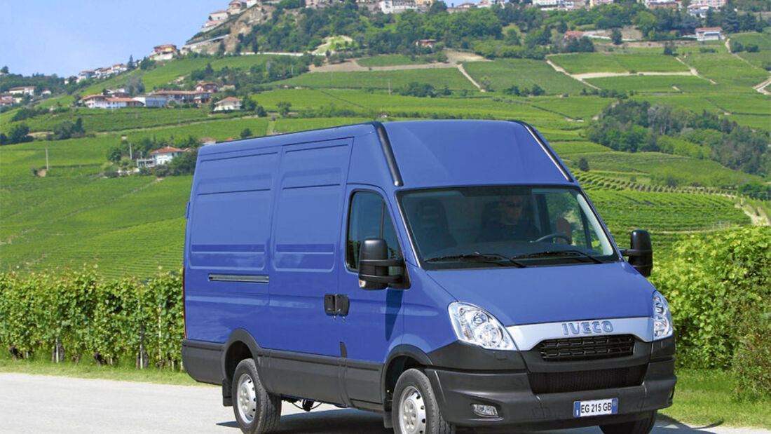 Iveco Daily, Vorstellung