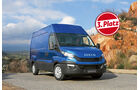 Iveco Daily promobil-Leserwahl 2016