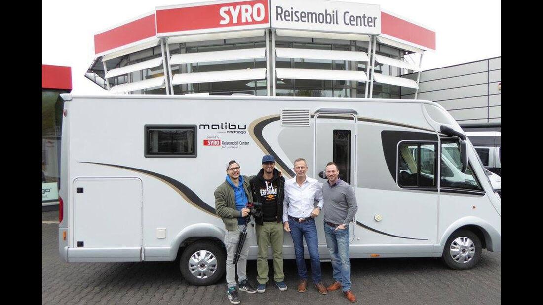JP SYRO Reisemobil Center