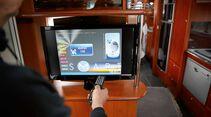 Je mehr starke Verbraucher im Reisemobil vorhanden sind, umso kürzer hält der Energievorrat.