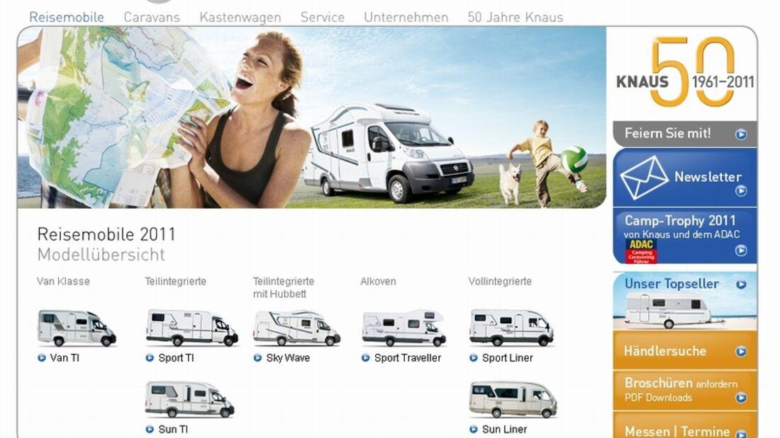 Johann Hanusch startet am 1. Oktober 2011 bei der Knaus Tabbert GmbH als Produktmanager Kastenwagen