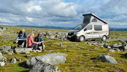 Jotunheimen-Nationalpark Norwegen