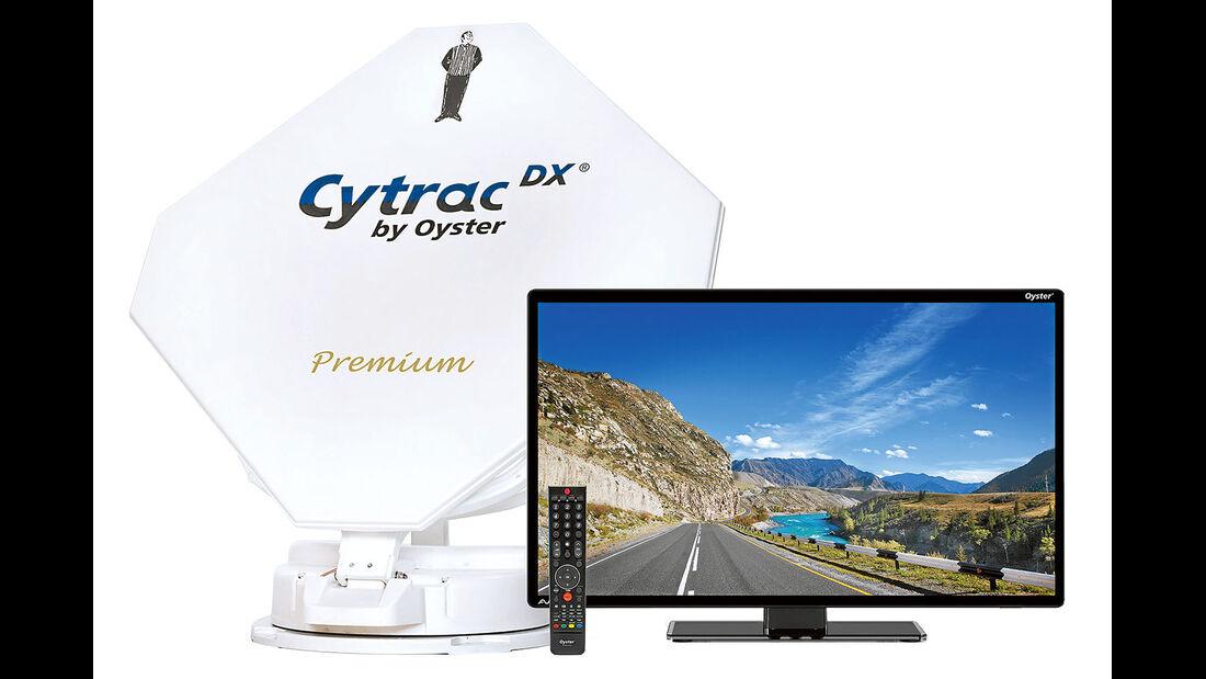 Journal: Zubehör, Cytrac-DX-Premium