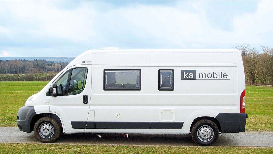 Ka-Mobile MotoCamper