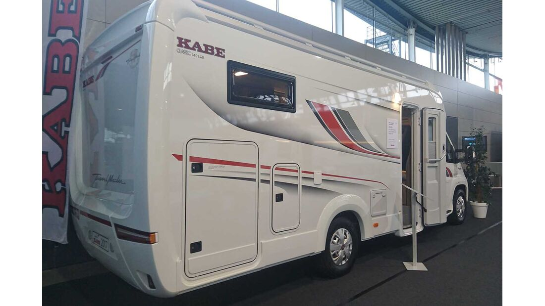 Kabe Travel Master 740 LGB Denver