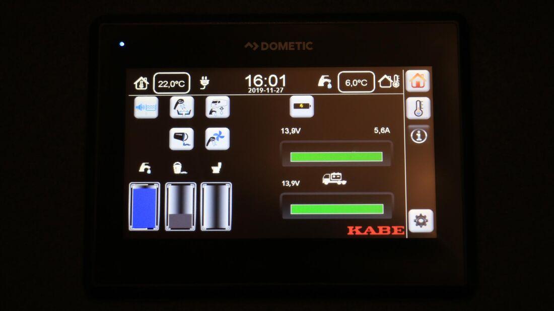 Kabe Van 390 LB (2020)