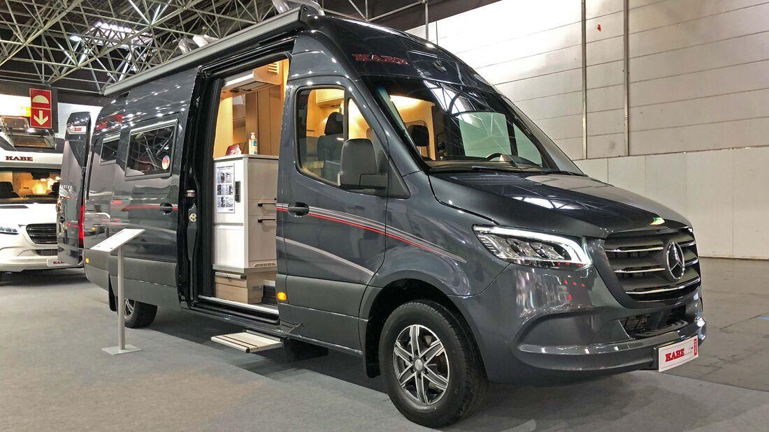 Kabe Van 390 LB (2021)
