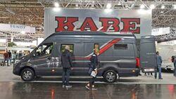 Kabe Van auf Sprinter (2021)