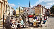 Kaffee in Riga