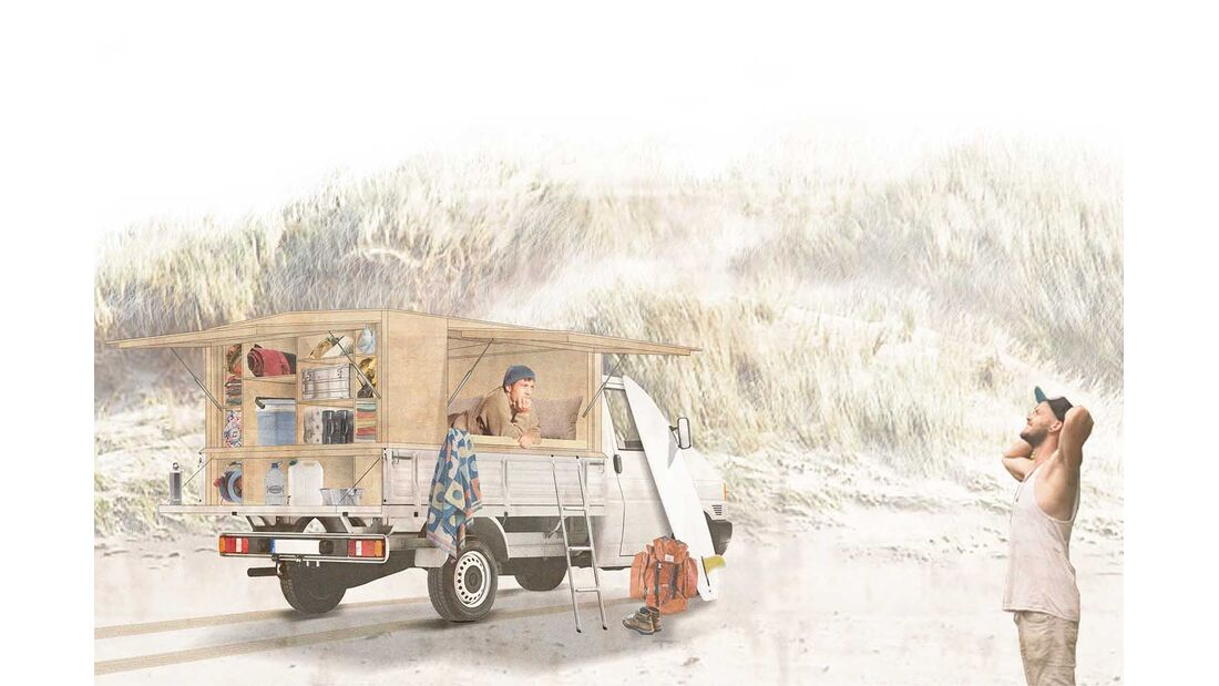 Kaloha Camper VW T4